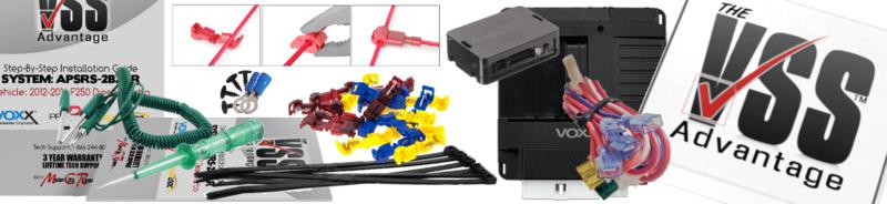 Prestige APSRS1Z Remote Starter Installation Kit
