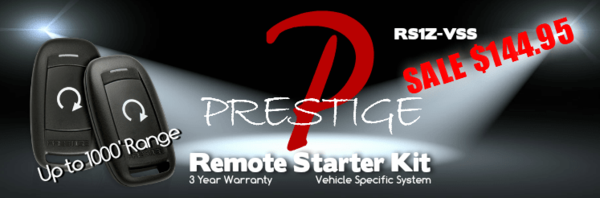 Remote Car Starter Sale