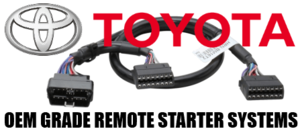 Toyota Plug and Play Systems