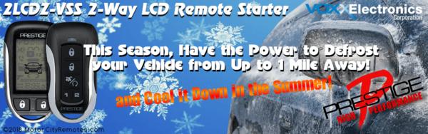 DIY Extended Range Remote Starter