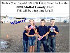 Moffat County Ranch Games