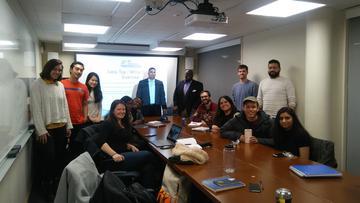 EEC Solutions' CEO Runs a Seminar at Yale University
