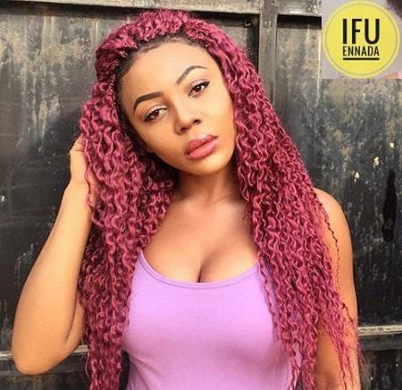 Ifu Ennada - Big Brother Naija 2018 housemate