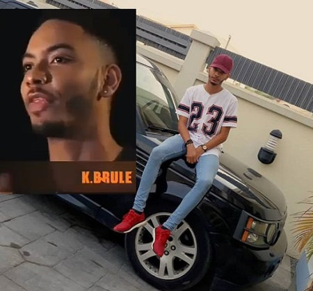 K Brule - Big Brother Naija 2018 housemate