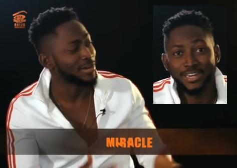 Nigerian pilot Miracle Ikechukwu