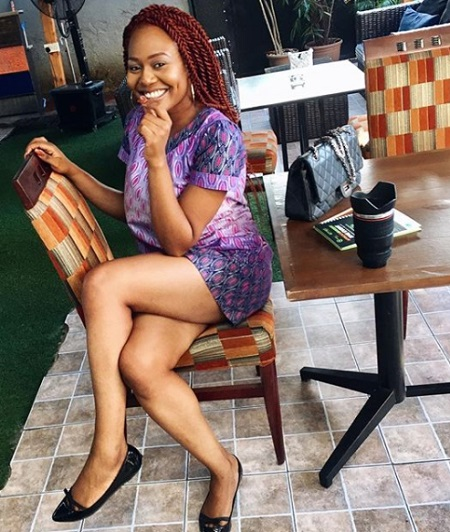 Big Brother Naija 2018 housemate, Vandora
