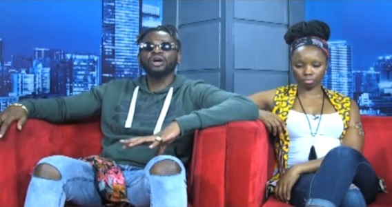 Teddy A and Bambam hold interviews after being evicted