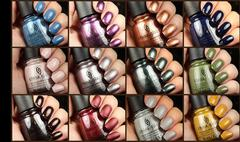 China Glaze Fall Ready 2018
