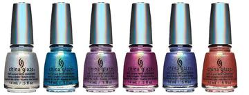 CHINA GLAZE OMG - ALL COLORS BACK IN STOCK