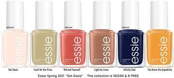 Essie Spring 2021 Get Oasis