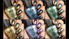 OPI Metamorphis Collection