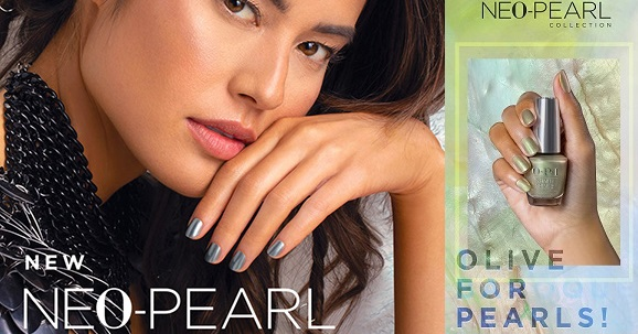 OPI 2020 Neo-Pearl Collection