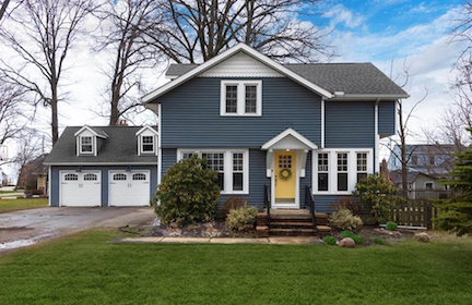 eagle point homes for sale in avon lake ohio