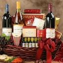 Wine Baskets Perfect for the Holidays