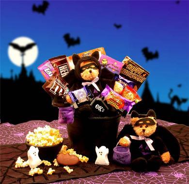 Jack O'Treats Halloween Pail