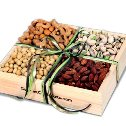 Roasted Nuts Gift Crate