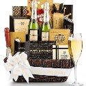 Birthday Wine Basket Delivery