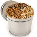 Triple Chocolate Caramel Popcorn Tin