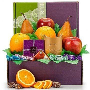 Fresh Fruit Sampler
