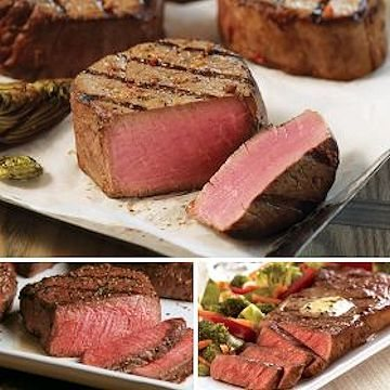 Steak combo delivery