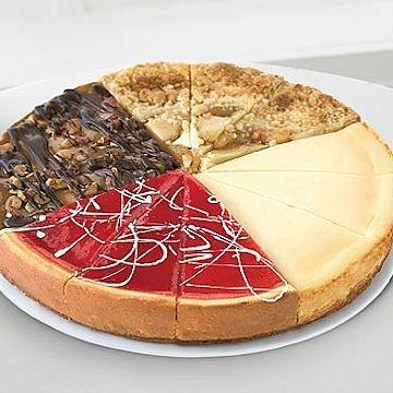 Eli's® Famous Cheesecake Sampler