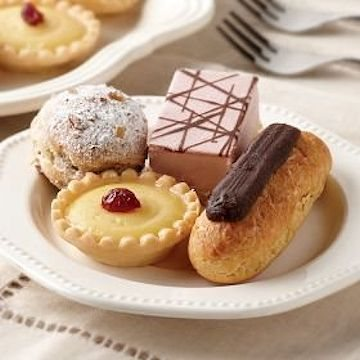Gourmet Pastry Delivery