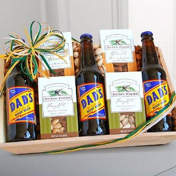 Nuts for Dad Basket
