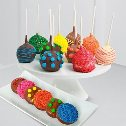 Rainbow Cake Pops & Oreo� Cookies