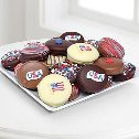 Sweet Land of Liberty Chocolate Covered Oreo� Cookies