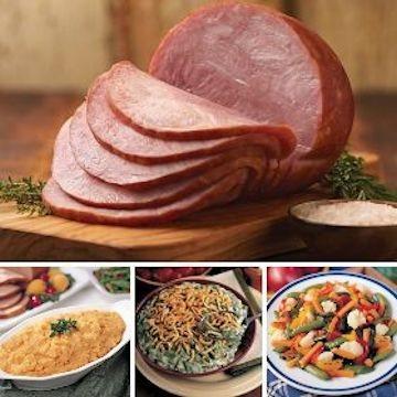 Ham Dinner