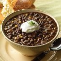 Santa Fe Black Bean Soup
