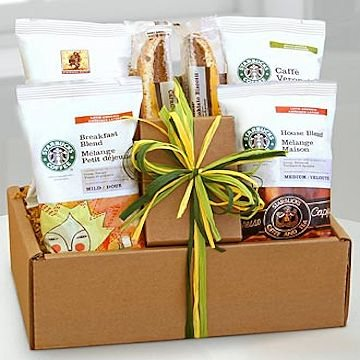 Starbucks Coffee Sampler