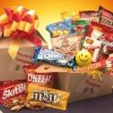 Send gifts to troops