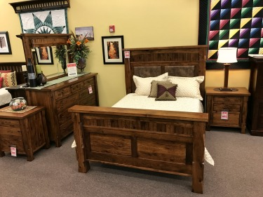 Ouray Amish Bedroom, Solid Wood, Amish