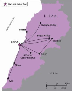 Sights And Soul Travels Essential Lebanon Itinerary