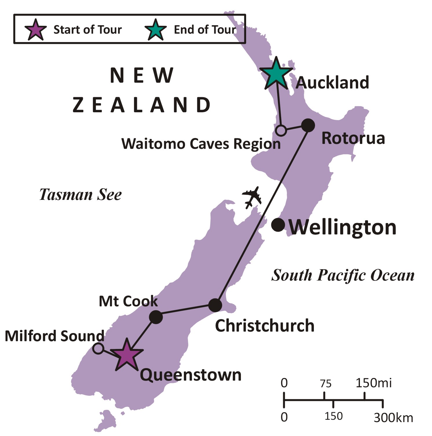 9c7aea4b91d Sights and Soul Travels - New Zealand: South Island and North Island ...
