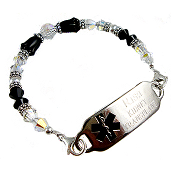 Marilyn Medical ID Bracelet Jewelry