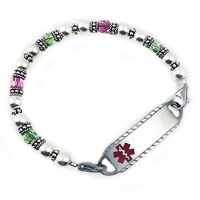 Ladies Daydreamer Medical ID Bracelets