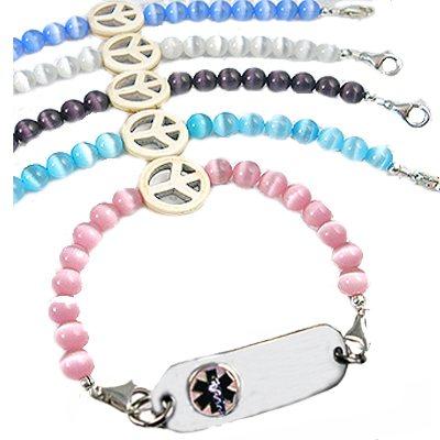 Peace of Mind ID Bracelet