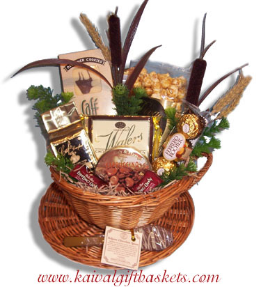 Cafe Grande Gift Basket
