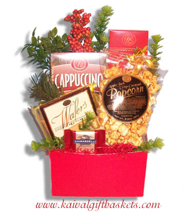 Heavenly-Romantic Gift Basket Canada