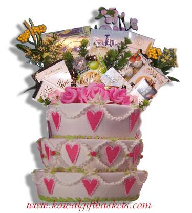 Sweetheart Gourmet Gift Basket