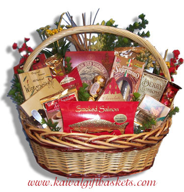 VIP Corporate Gift Basket