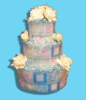 Baby Beautiful Diaper Cakes Canada
