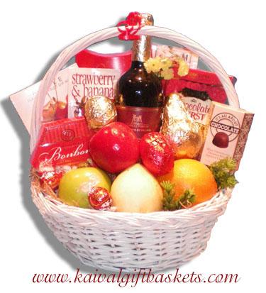 Brilliance Fruit Gift Baskets