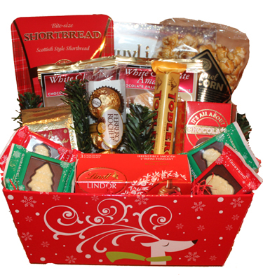 Christmas Gift Baskets Canada