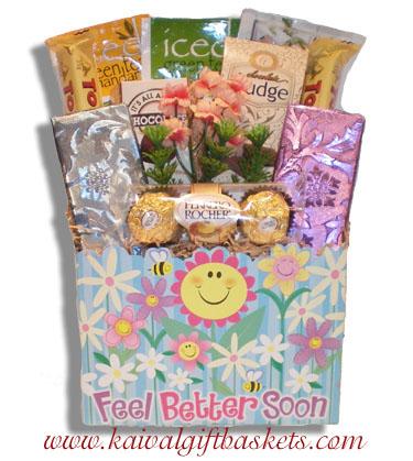 Feel Better Soon - Gift Basket Winnipeg