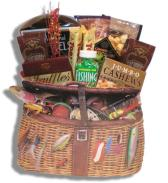 Gift baskets calgary gift basket delivery calgary gifts calgary fishing gift basket calgary negle Images