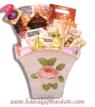 Fleur easter gift baskets fleur easter gift basket montreal negle Choice Image