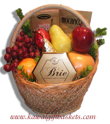 Fruit Delights Gift Baskets Canada